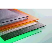 Quality ISO / SGS Approved Polycarbonate Solid Sheet Anti Aging For Shopping Malls for sale