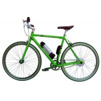 Buy cheap Fixed Gear Fast High End Electric Bike with Alloy Frame And Lithium Battery from wholesalers