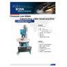 Buy cheap Diamond saw blade hammering cutter head machine    FULI, diamond tool from wholesalers