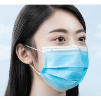 Quality 3ply Disposable non woven printing mouth-muffle face mask with round earloop,Anti Virus Surgical Mask 3 Ply Medical Indo for sale