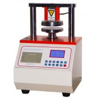 Quality ISO 3035 Lab Testing Equipment 5~3000N Ring / Edge Crush Tester for sale