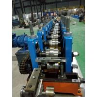 Quality C / Z Purlin Roll Forming Machine , Sheet Metal Roll Forming Machines for sale