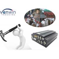 Quality RS232 720P Car DVR HDD 3G CCTV Surveillance Camera DVR Wired System for sale