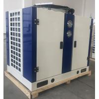 Quality Box U Type Air Cooled Condensing Unit High Efficiency Large Cooling Capacity for sale