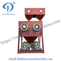 Quality Small scale indian corn flour milling machine with factory price for sale