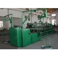 Quality Double Wire Mesh Making Machine /Chain Link Fence Making Machine With PLC Control for sale