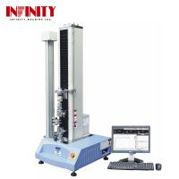 Quality AC Servo Motor Electronic Universal Testing Machine Textile Testing Equipment for sale