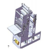 Quality Automatic Pop Up Food Service Foil Paper Sheet Inter Fold Machine with CE for sale