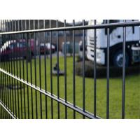 Quality Anti-corrosive Double Loop Wire Fencing For High Security Area / Country Border for sale