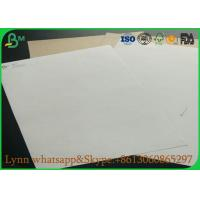 Quality Wood Pulp Coated Duplex Board , Different Type Duplex Board White Back for sale