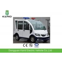 Quality Full Enclosed Passenger Cabin Mini 4 seats Electric Buggy For Patrol CE Approved for sale
