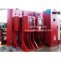 Quality UL FM Approved Fire Pump Controller IP54 For Diesel Engine Drive Pump for sale