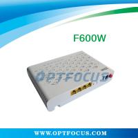 Quality Gpon Epon ONU Indoor Optical Network Terminal (ONT) in ZTE FTTH Solution with WIFI for sale