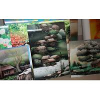 Quality Custom lenticular printing3D Lenticular Billboard Stereoscopic produced by OK3D leticular printing facotry for sale