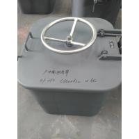 Quality Steel Small Marine Hatch Cover , Marine Ship Weathertight Boat Hatch Cover for sale