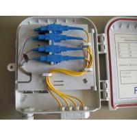 Quality FDB-0208B 8Core FTTH Fiber Customer Terminal Box for sale