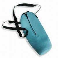 Quality Bottle Cooler (Keeps Warm and Cool), Made of T-cloth + 3mm Neoprene, Various Styles are Available for sale