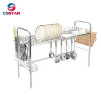 Buy cheap Stainless Steel Sink Dish Rack Drainer Drying Rack from wholesalers