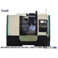 Quality 900 Kg Holding Force Cnc Vertical Milling Machine For Spare Parts Processing Equipment for sale