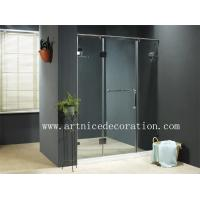 Buy tempered glass for shower room, shower room tempered glass screen,shower cabin,shower room with sliding door at wholesale prices
