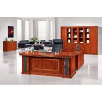 China Classic Wooden Office Desk on sale
