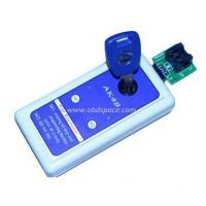 Quality Megamos Encrypt ID48 Chip ( Work 93LC66 of BSI ) Fiat Key Programmer Car Key Programer for sale