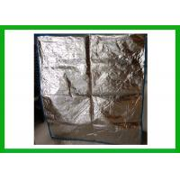 Quality Safe Insulated Pallet Covers Reusable Safety Delivery Solutions for sale