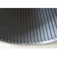 Quality Water Well Drilling Used Johnson Stainless Steel Pipe Filter Screens for sale