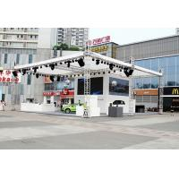 Quality Outdoor Stage Lighting Truss For Public Square Truss 6 Pillars for sale