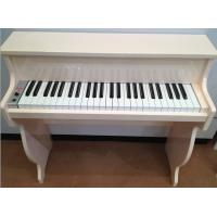 Buy Charged Kids Toy Wooden Piano Digital With MP3 Player AC Adaptor USB Port at wholesale prices