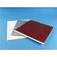 China Heat Insulation Decorative Ceiling Panels For Kitchen / PVC Wall Plate on sale