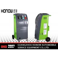 China Plastic And Iron Car Refrigerant Recovery Machine / Automotive AC Machines Refrigerant Recovery Systems on sale