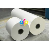 Quality 17-27micron BOPP Matte Lamination Film Roll 445mm*3000m Size BV Certification for sale