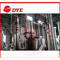 Quality Customized Miniature Copper Distiller Equipment PLC Automatic Control for sale