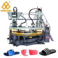 Quality Rotary Three Color PVC straps Making Machine For slippers for sale