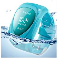 Buy 015 go everywhere smart wrist watch gps personal tracker for kids/old people at wholesale prices
