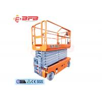Quality 6m-12m Self-Propelled scissor lifting table for plant reparing for sale