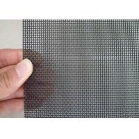 Buy cheap 60% UV Blockage 18x14 Mesh Stainless Steel Insect Screen Home Depot With from wholesalers