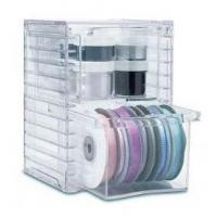 Quality High Quality Clear Jewelry Acrylic 3 Drawer Organizer for sale