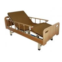 Electric Home Care Adjustable Bed For Patients With Wooden Head / Foot Board for sale