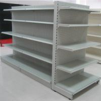 Quality Used store rack basket shop fitting supermarket rack and trolley for sale