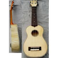 Quality Classic Flamed Maple Top Hawaii Guitar Ukulele with Rosewood Fingerboard AGUL16 for sale