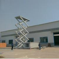 China Hydraulic Scissor Lift Platform/Stainless Steel Scissor Lift Table Electric on sale