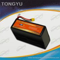 Quality 40C UAV LiPo 18.5V 22000mAh Rechargeable RC Battery Pack for sale