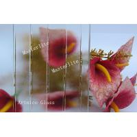 Buy 3mm to 8mm Masterlite Patterned Glass, Rolled Glass, Figured Glass with Certificate ISO and BV at wholesale prices