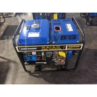 Buy cheap Low Fuel Small Diesel Generators 50 / 60HZ Less Engineering And Programming from wholesalers