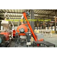 Quality Single Screw XPS Extrusion Line 150/200 , Styrofoam Sheet XPS Production Line for sale