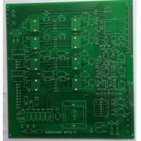 Quality Multilayer Communication Electronic PCB Lead Free HAL Surface Finish Design for sale