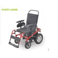 Quality Handicap Electric Lightweight Mobility Scooter 4 Wheel Drive Power Wheelchair 70Kgs for sale