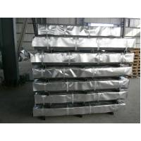 Quality Zinc Hot Dipped Galvanized Steel Sheet / Sheets , Passivated ( Chromated ) for sale